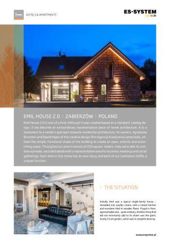 Emil House 2.0 - Zabierzow