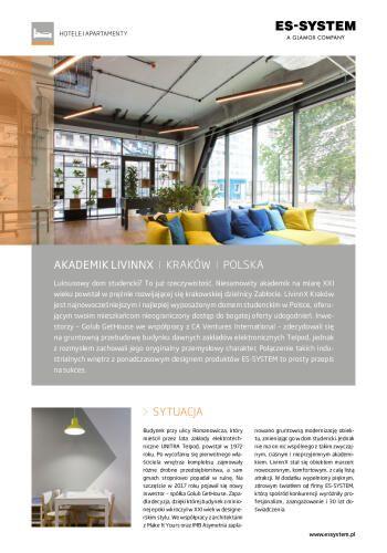 LivinnX - Kraków
