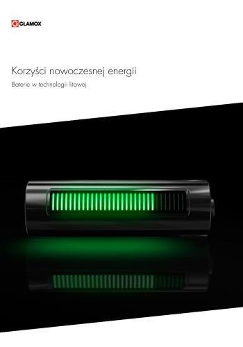 Baterie w technologii litowej