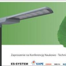 ES -SYSTEM at the 12th European Lighting Conference