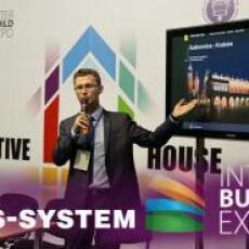 ES-SYSTEM at Inter Build Expo in Kiev
