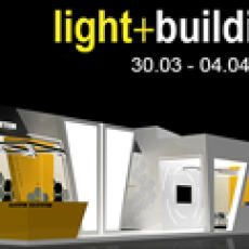 ES-SYSTEM at the Light + Building Fair in Frankfurt