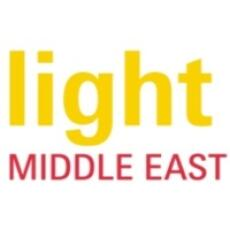 Meet us at Light Middle East!