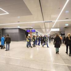 ES-SYSTEM provided lighting for the largest investment in Poland – the Łódź Fabryczna railway station