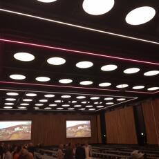 CCIRCADIAN technology at the impressive Sundvolden Convention Center