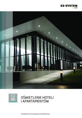 Oświetlenie hoteli i apartamentów