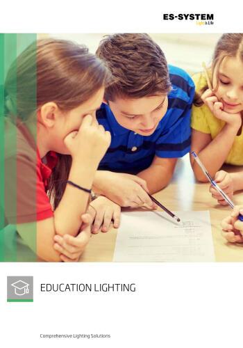 Education lighting
