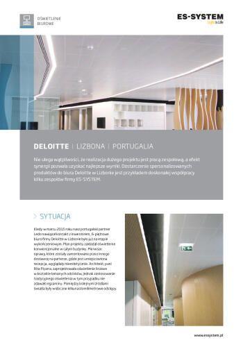 Deloitte - Lizbona