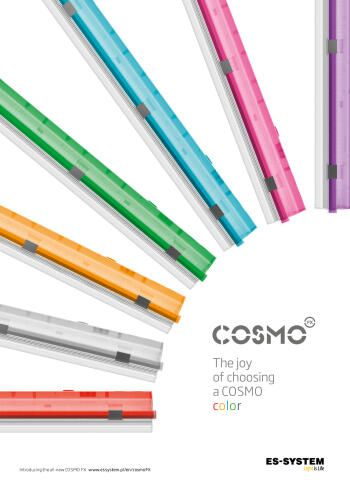 COSMO FX - leaflet
