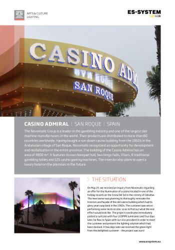 Casino Admiral - San Roque