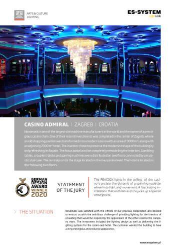Casino Admiral - Zagreb