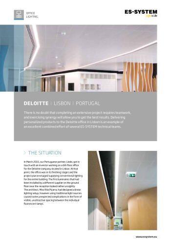 Deloitte - Lisbon