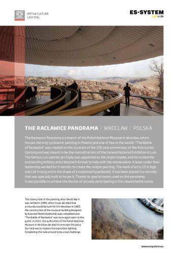 The Raclawice Panorama - Wroclaw