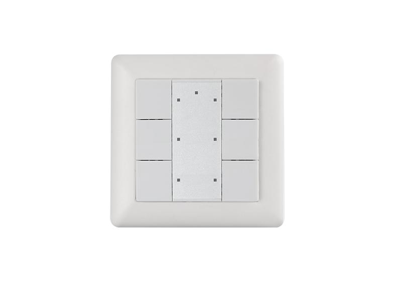 6 buttons DALI 2.0 Wall Panel