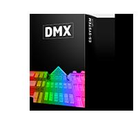 System przewodowego sterowania oświetleniem A-DMX