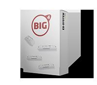 System bezprzewodowego sterowania oświetleniem BIG4