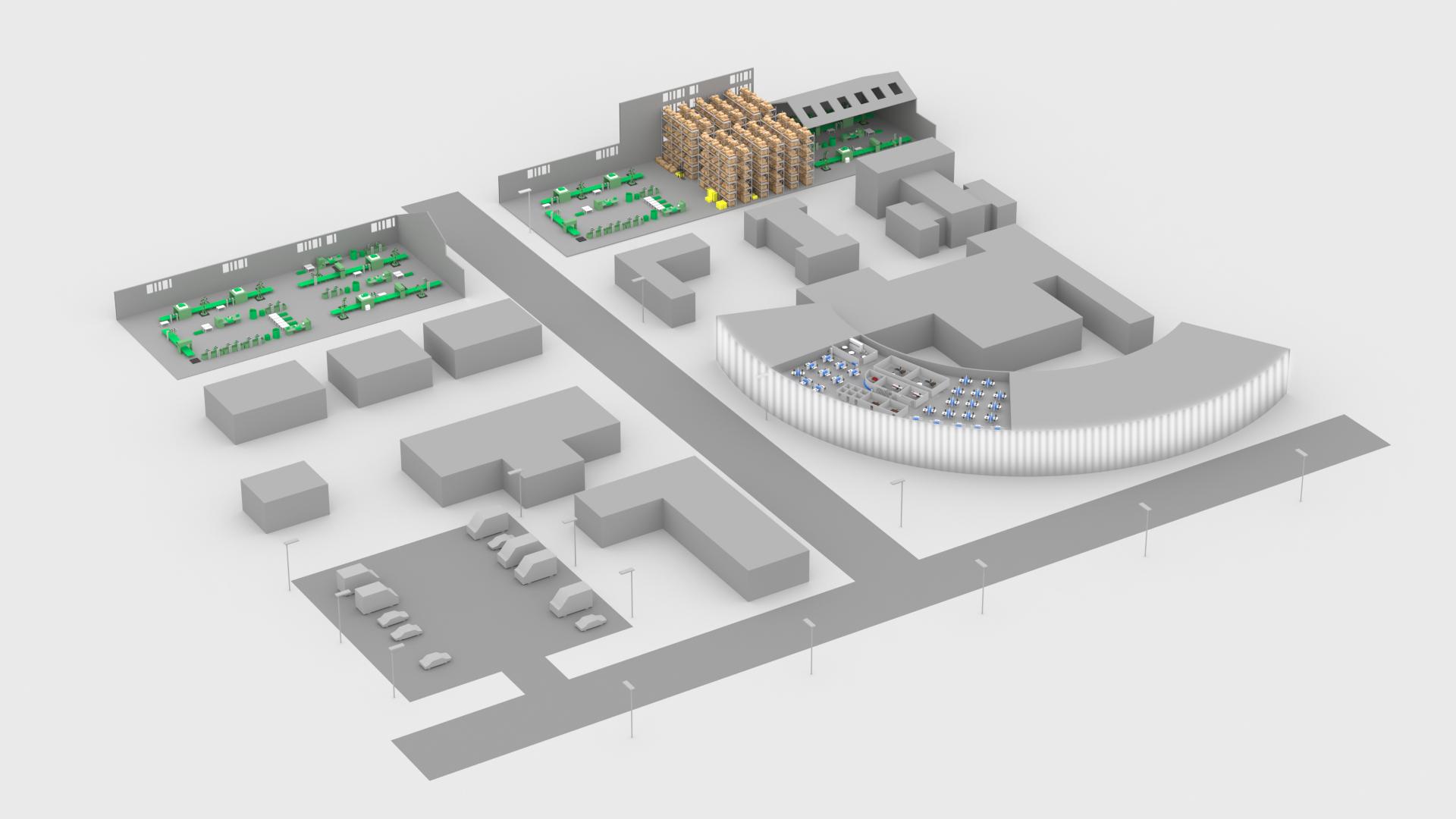 Sprawdź funkcjonalności dedykowane kompleksom budynkow